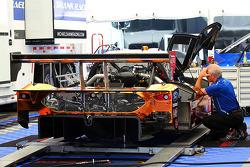 #60 Michael Shank Racing ve Curb/Agajanian Ford EcoBoost/Riley