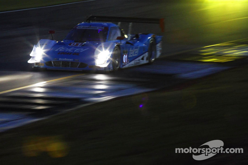 #01 Chip Ganassi Ford/Riley: Scott Pruett, Memo Rojas, Scott Dixon