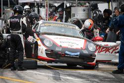 #08 Rebel Rock MBRP Racing 保时捷 997: 马丁·巴基, 凯利·马尔切利