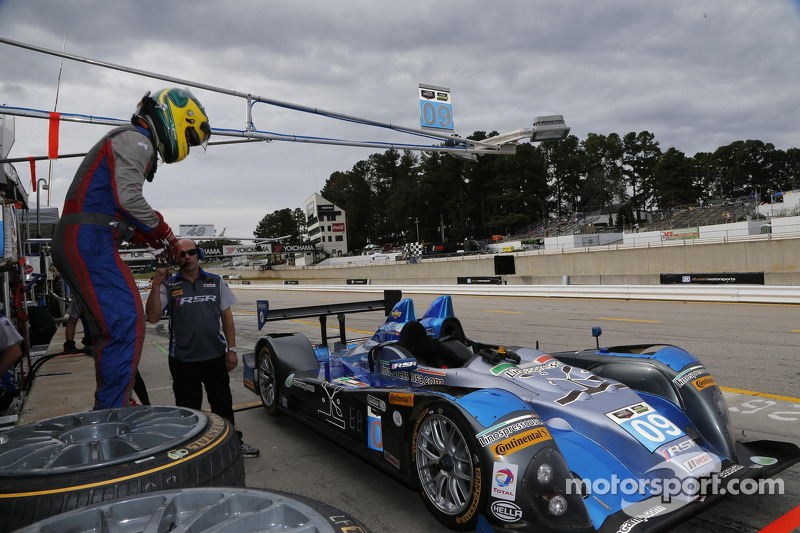 #09 RSR Racing ORECA FLM09: 邓肯·恩德, 布鲁诺·容凯拉, 大卫·海涅迈尔·汉森