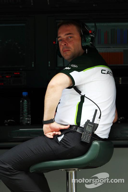 Dr. Manfredi Ravetto, Caterham F1 Takım Patronu