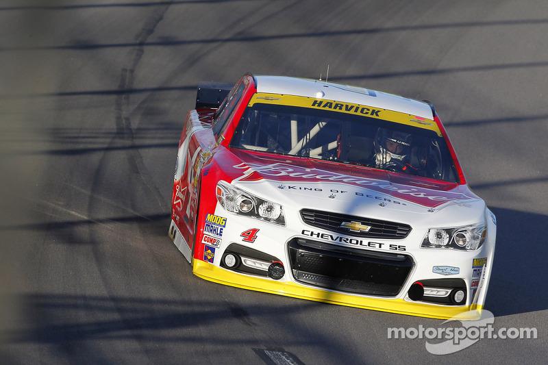 2014: Kevin Harvick (Stewart/Haas-Chevrolet) mit 27,304 Sekunden