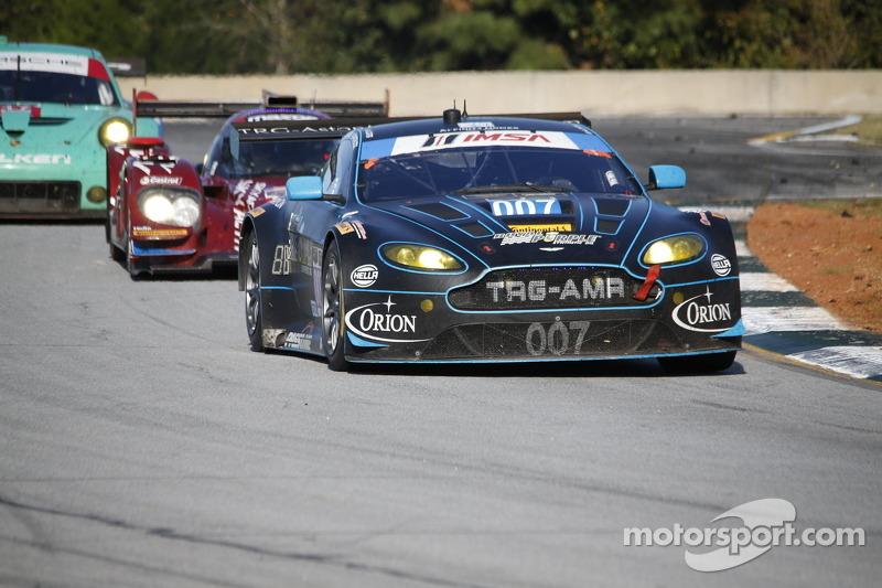 #007 TRG-AMR Aston Martin V12 Vantage: David Block, Al Carter, James Davison