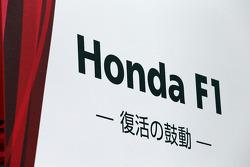 Logo de Honda F1
