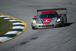 #9 Action Express Racing Corvette DP: Brian Frisselle, Burt Frisselle, Jon Fogarty