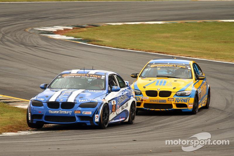 #48 Fall-Line Motorsports 宝马 M3: 阿什利·弗赖堡, 安德鲁·朗格