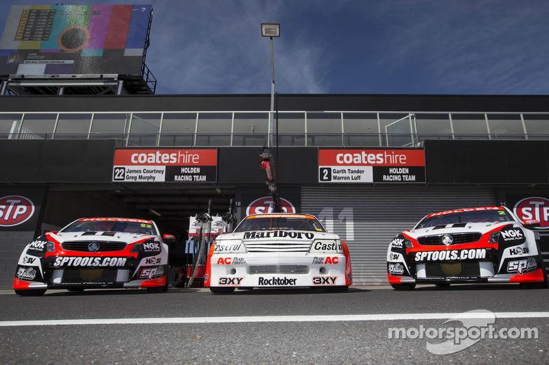 Livrea Holden Racing Team per Bathurst 1000