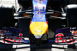 Frontpartie: Red Bull Racing RB10