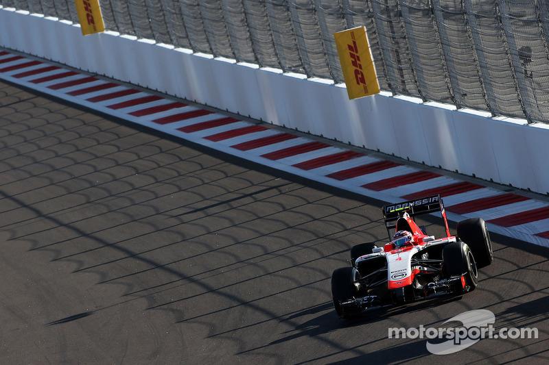 Max Chilton, Marussia F1 Team  10
