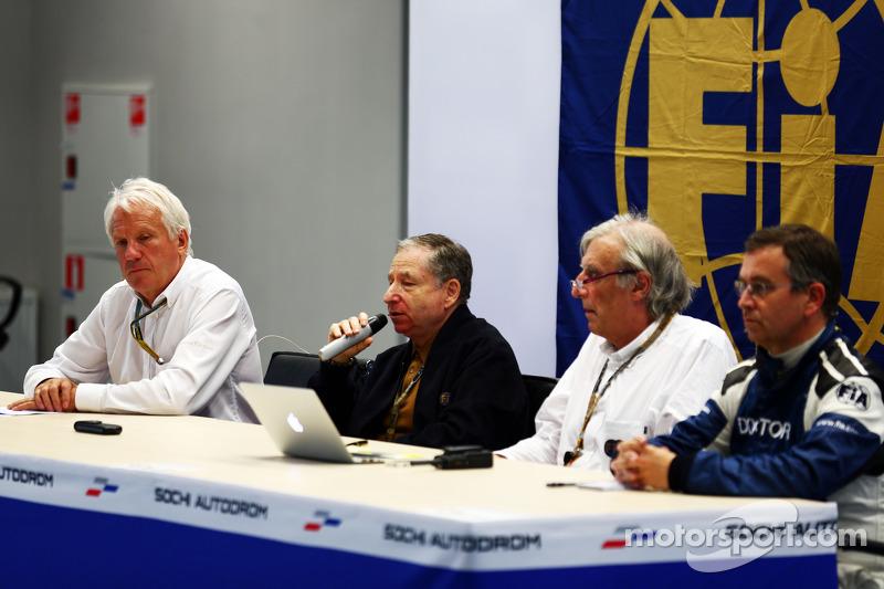 La FIA explica el accidente de Jules Bianchi