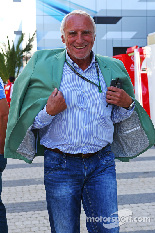 Dietrich Mateschitz, CEO e dono of Red Bull