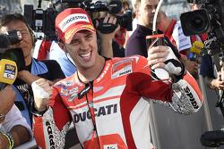 Pole sahibi Andrea Dovizioso, Ducati Takımı