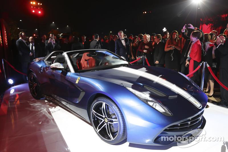 Ferrari ABD'deki 60. yılını kutluyor