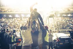 Chris Forsberg est sacré champion