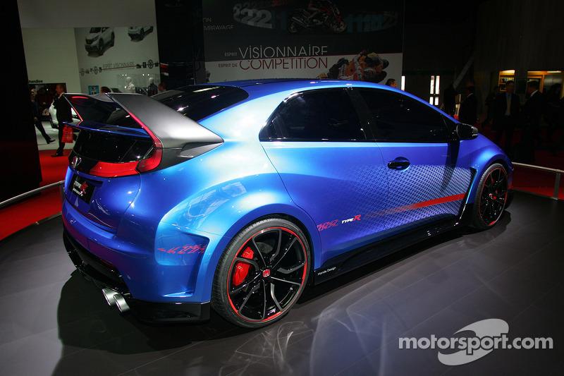 Honda Civic Type R concept car