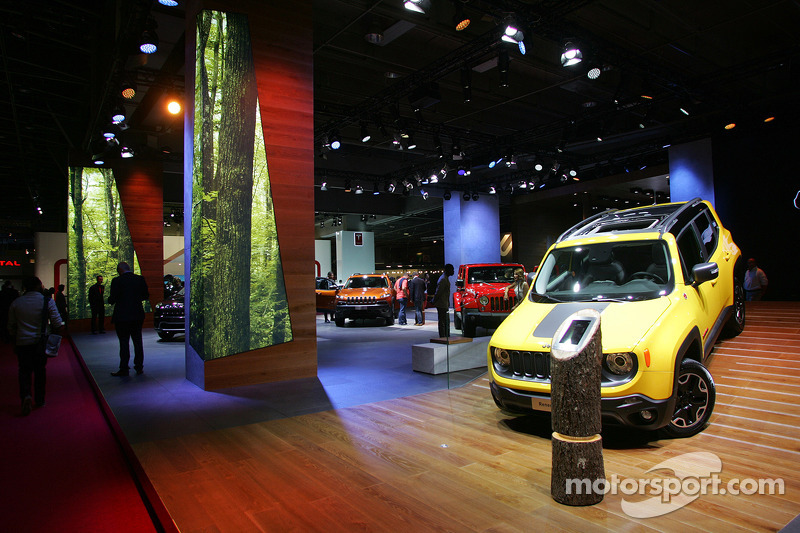 Exhibit of Jeep