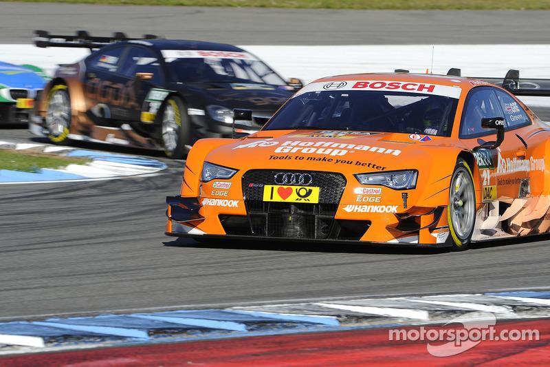 Jamie Green, Audi Sport Team Rosberg, Audi RS 5 DTM,