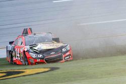 Tony Stewart, Stewart-Haas Chevrolet in trouble