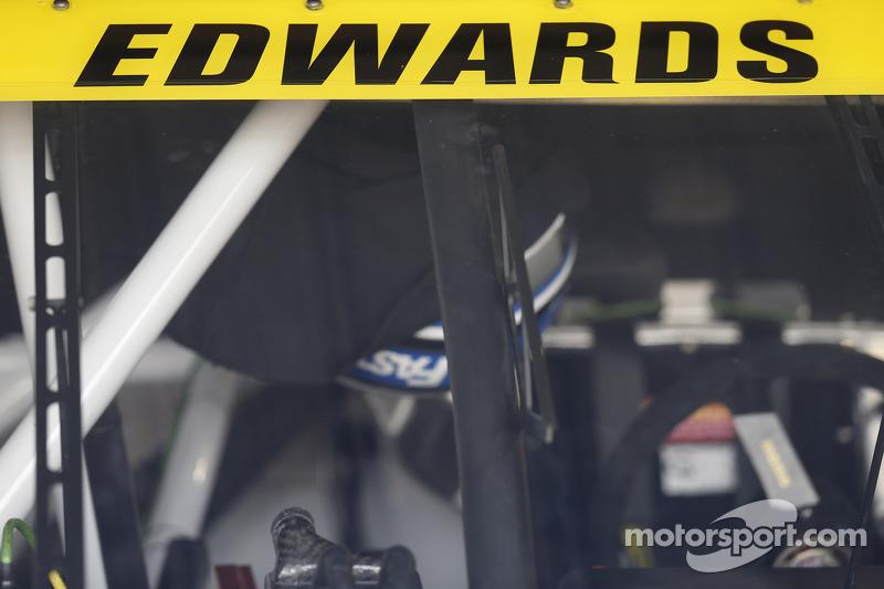 Carl Edwards, Roush Fenway Racing Ford detalle