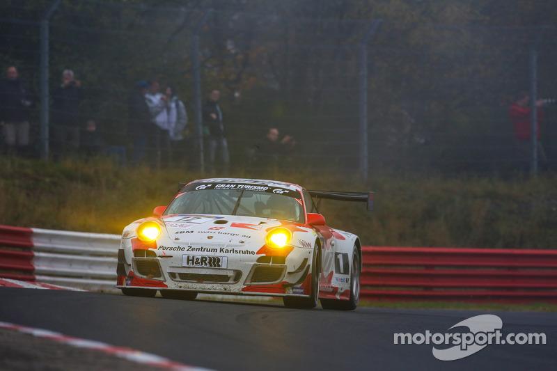 #12 曼泰 Racing 保时捷 911 GT3 R: 弗里德利·马可维基, 奥托·克洛斯