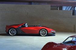 Ferrari Sergio, разработанная ателье Pininfarina, особое событие.