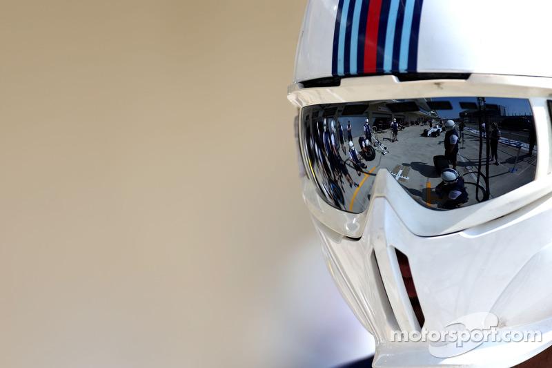 Williams F1 Team meccanico