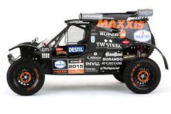 达喀尔Maxxis车队越野车