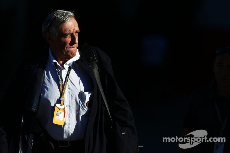 Jean-Charles Piette, FIA Medico