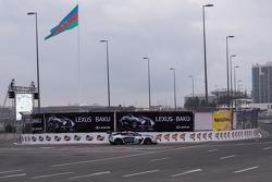 #107 Beechdean AMR 阿斯顿马丁 Vantage GT3: 安迪·索切克, 乔尼·亚当
