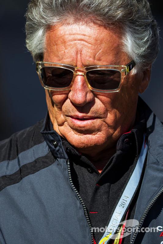 Mario Andretti, Embaixador oficial do Circuito das Américas