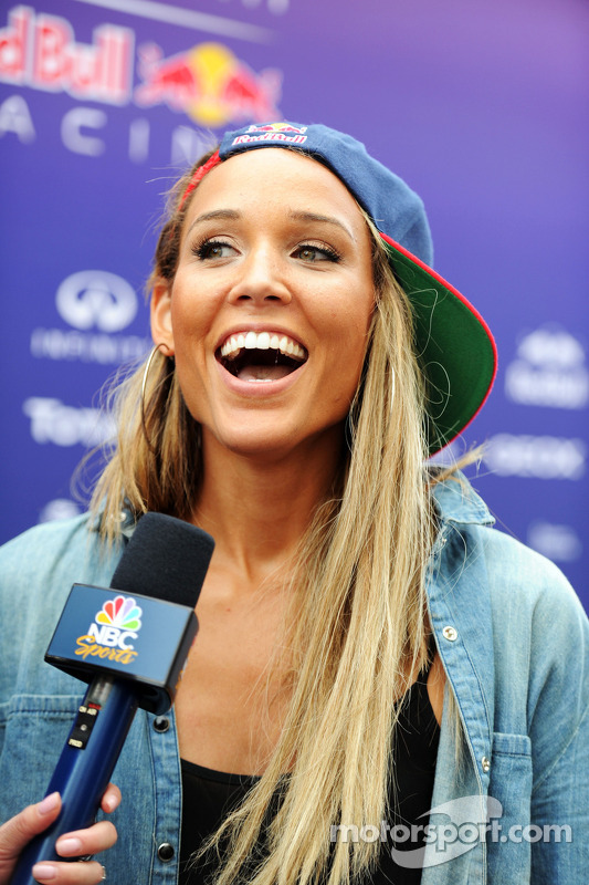 Lolo Jones, 100m Hurdler