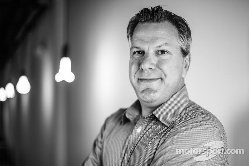 Scott Sebastian, Motorsport.com vice president of public relations and marketing