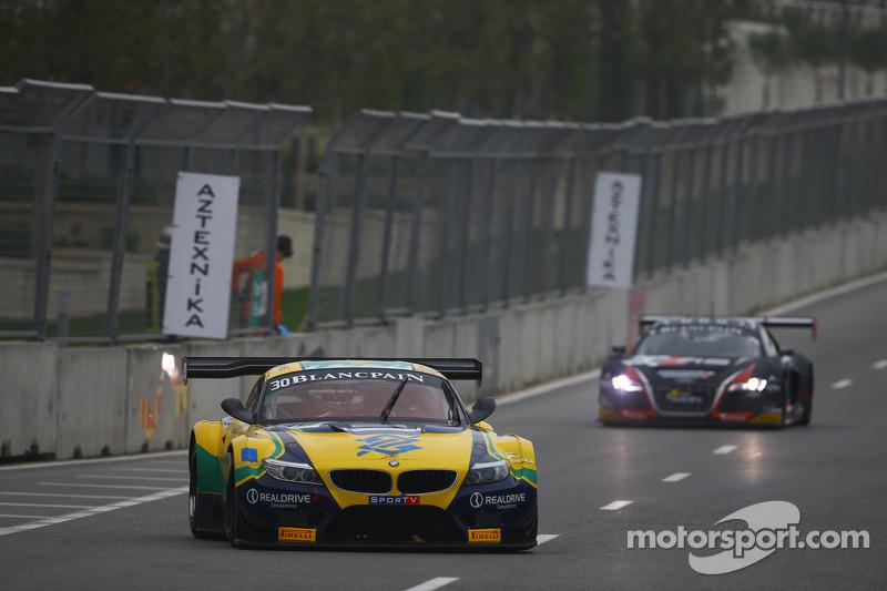 #30 BMW Sports Trophy Team Brasil BMW Z4: Matheus Stumpf, Miguel Paludo
