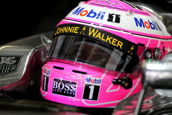 Jenson Button, McLaren F1 Team 07