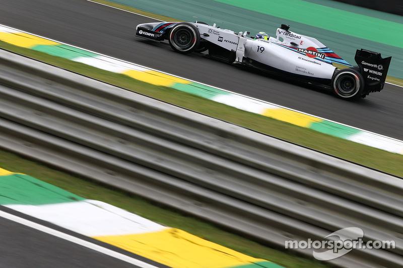 Felipe Massa, Williams F1 Team 07