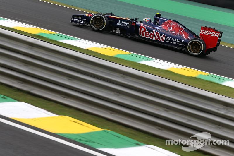 Daniil Kvyat, Scuderia Toro Rosso  07