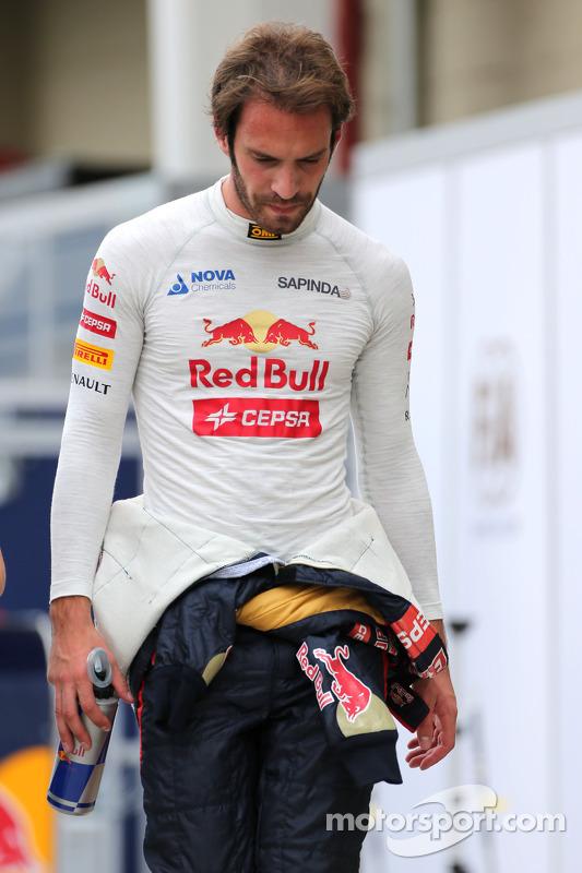 Jean-Eric Vergne, Scuderia Toro Rosso 08