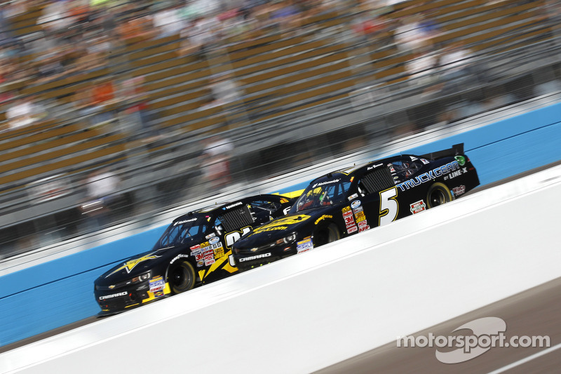 Dylan Kwasniewski and Alex Bowman