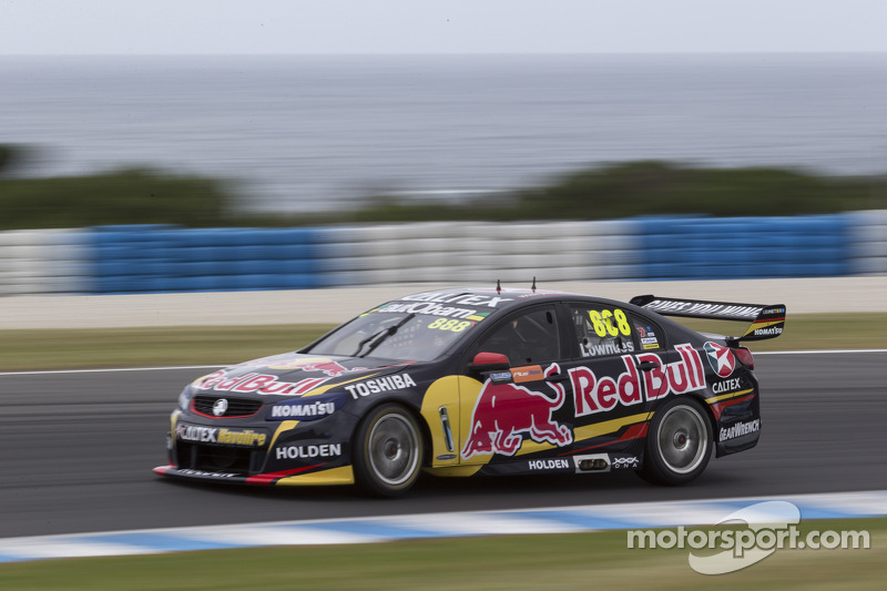 Craig Lowndes, Red Bull Holden