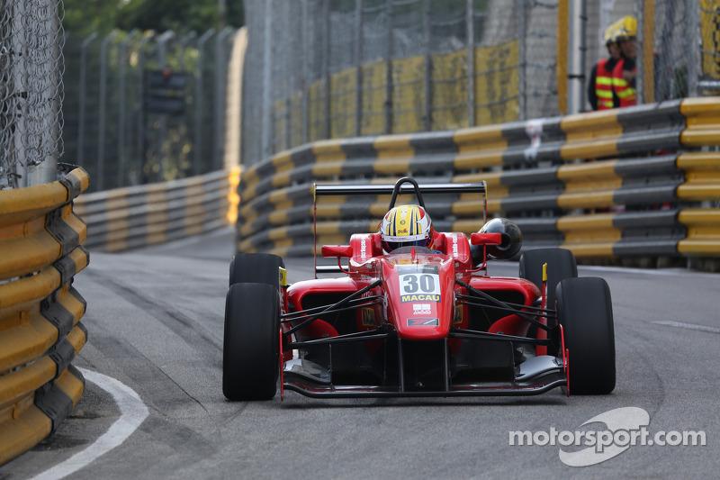 Dan Wells, Toda Racing Dallara F312 Toda-TRF