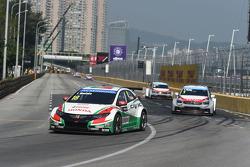 Tiago Monteiro, Honda Civic WTCC, Castrol Honda WTCC Takımı