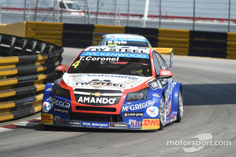 Tom Coronel, Chevrolet Cruze RML TC1, Roal Motorsport