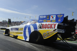 Mmatt Hagan, Champion Funny Car 2014