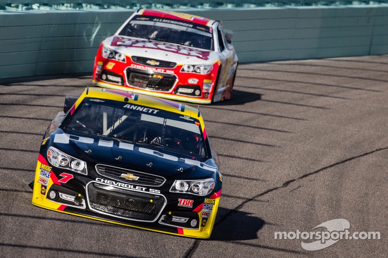 Michael Annett, Tommy Baldwen Racing Chevrolet