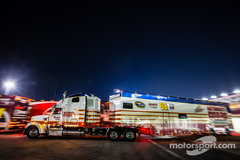 Hauler per Dale Earnhardt Jr., Hendrick Motorsports Chevrolet