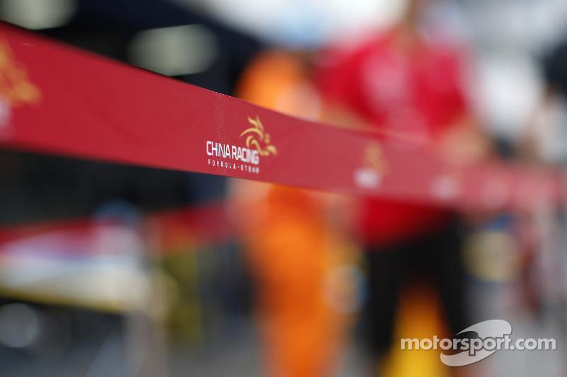 China Racing detalle