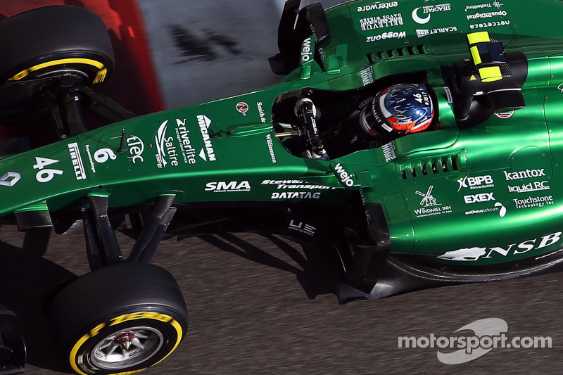 Will Stevens, Caterham CT05