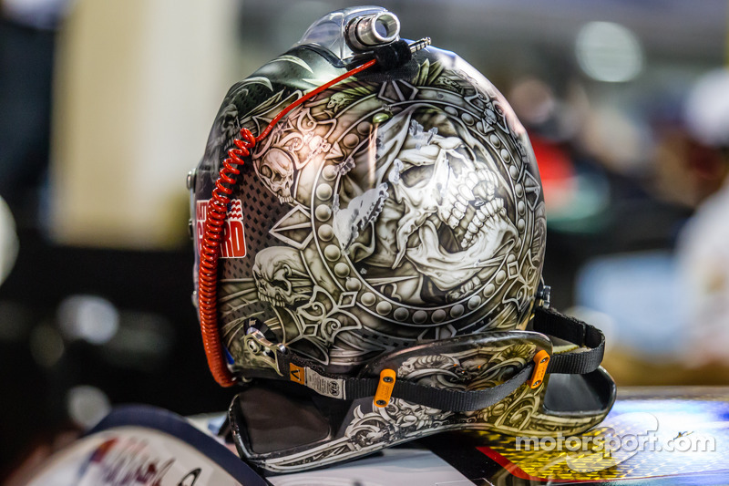 Casco di Dale Earnhardt Jr., Hendrick Motorsports Chevrolet
