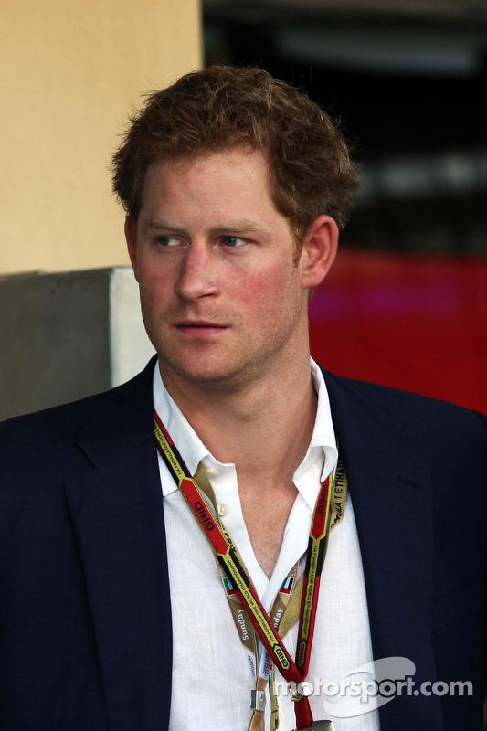 HRH Príncipe Harry