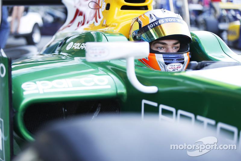 Pierre Gasly , Caterham Racing